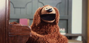 Rowlf from A Muppets Christmas Movie