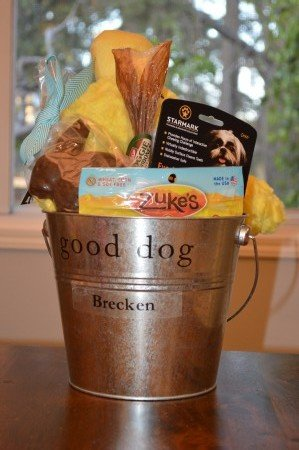 How to create a dog friendly easter basket dsc0365 negle Image collections